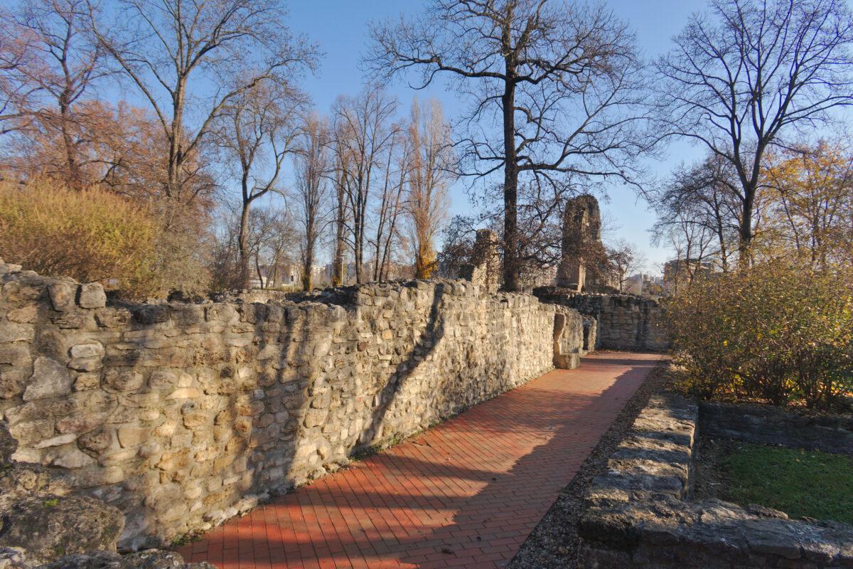 Будапеща – остров Маргит
