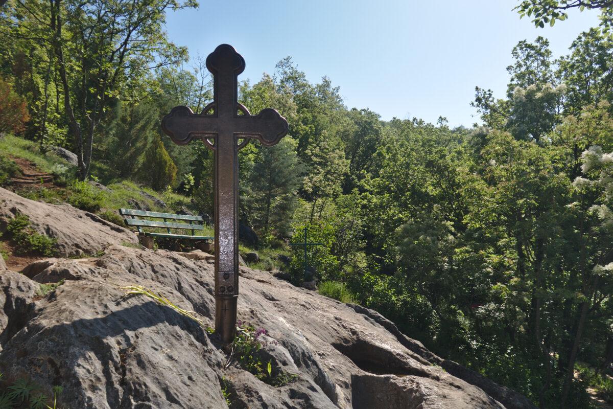 Богородична стъпка – вр. Голям Кайряк