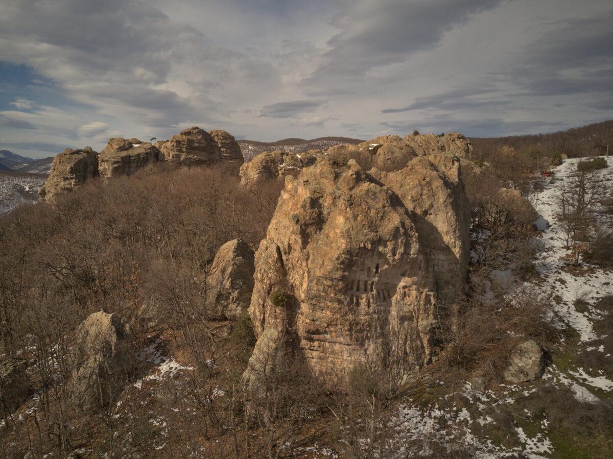 Сърница – Орлови скали